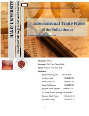 1TC10 - Econometric Assignment - International Trade Flows  (1)