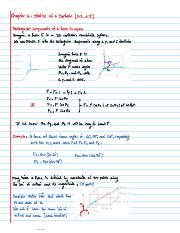 chapter 2 statics of a Partite (2.12-2.15]