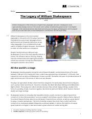 commonlit_the-legacy-of-william-shakespeare_student.pdf