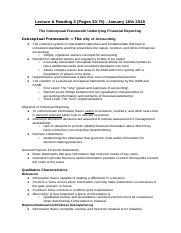 Topic 2 - The Conceptual Framework and Financial Reporting.docx