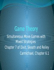 05. Simultaneous Games with Mixed Strategies.pptx