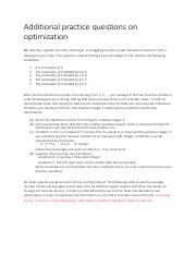 Additional practice questions on optimization.pdf