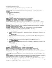 MISC Chapter one notes.docx