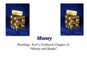 Chapter 18_Money