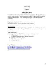 GEOL 1301 - Lab 05 - Topographic Maps.pdf