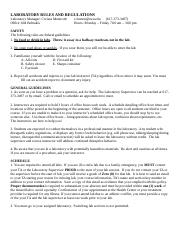 Laboratory Rules and RegulationsFA16.docx