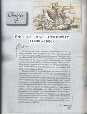 Encounter with the West (Chapter 4)