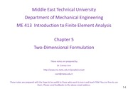 ME 413 Chapter 5 Two-Dimensional Formulation.pdf