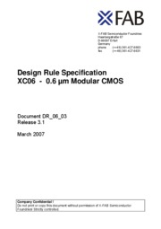 dr_xc06_v3_1 design rule spec file