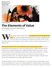 The 30 Elements of Consumer Value_ A Hierarchy
