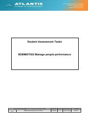 BSBMGT502 Student Assessment Tasks .pdf