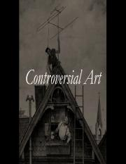 Lecture4_ControversialArt