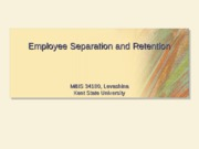Employee%20Separation%20and%20Retention