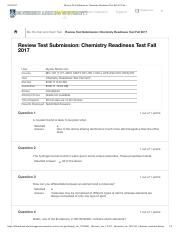 Review Test Submission_ Chemistry Readiness Test Fall 2017 &..pdf