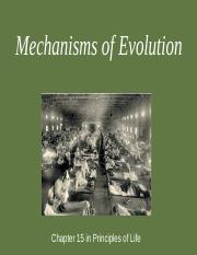 Mechanisms of Evolution.pptx