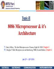 2. microprocessor architecture Jan 19th 2016.pdf