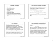 10p. Complex numbers _printable_