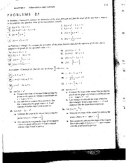 Math 125 -Book Questions from Chapter 2.1 to 2.4