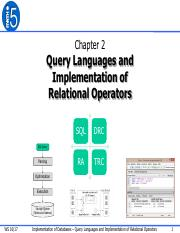 02 - Relational Queries