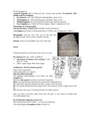 ART160 note Week 3 Ancient Egyptian.docx