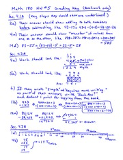 Homework 5 Solution on Fundamentals of Arithmetic