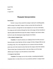 article camping trip essay