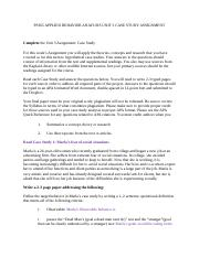 PS365 APPLIED BEHAVIOR ANAYLSIS UNIT 3 CASE STUDY ASSIGNMENT.docx