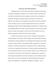 essay jordan kembel