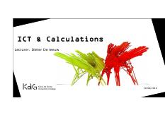 ICT and Calculations Part 1_V00 01.pdf