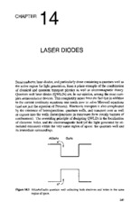 chapter 14 LASER DIODES