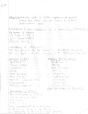 COMM 3135 - Leadership Notes