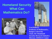 HomelandSecurityCongressionalTalk9-15-04