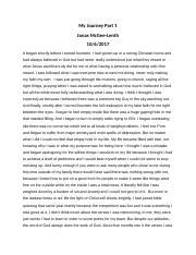My Journey Part 1.docx