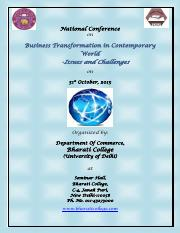 Conference Brochure_Bharati