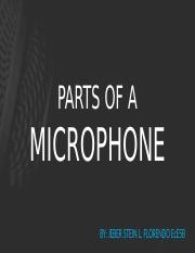 Parts of Microphone.pptx