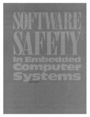 11_Software safety in embedded computer systems
