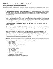 Comprehensive Project - Instructions to students 2015.doc