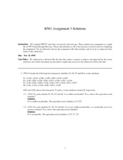 B561Assignment3Solutions