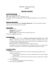 GEOL 1005 Study guide_Exam 3.docx