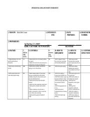 Usmc orm worksheet geersc for Usmc orm template