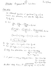 Mech320-Assign-1-Solutions