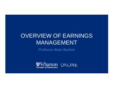 2.Video-2.1-Overview-of-Earnings-Management