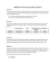 Week 6 additional tutorial questions.docx