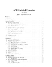 statcomp-notes