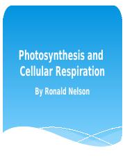 Photosynthesis and cellular respiration.pptx