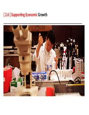 2.6 Supporting Economic Growth.pptx