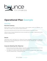 Operational-Plan-Example