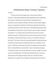 ANTH 102 - Cultural Anthropology - Chapter 3 Summary Assignment