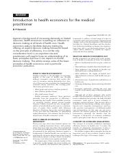 Health Econ for Practitioners--PMJ.bmj.com_147.full