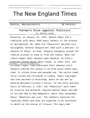 The New England Times.docx